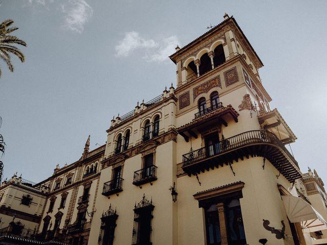 La boda de Ramin y Aida en Sevilla, Sevilla 43