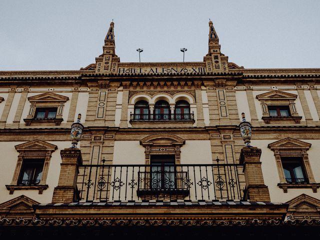 La boda de Ramin y Aida en Sevilla, Sevilla 44
