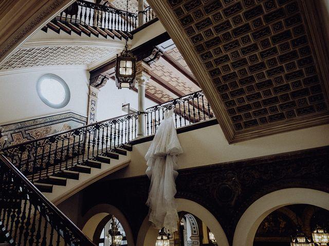 La boda de Ramin y Aida en Sevilla, Sevilla 52