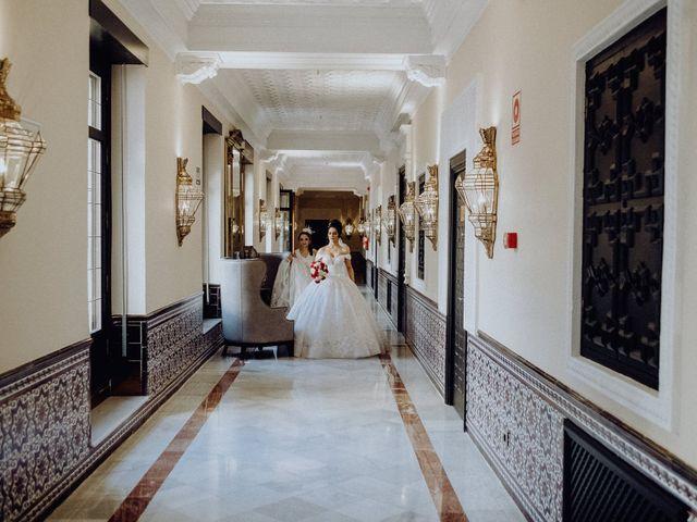 La boda de Ramin y Aida en Sevilla, Sevilla 83
