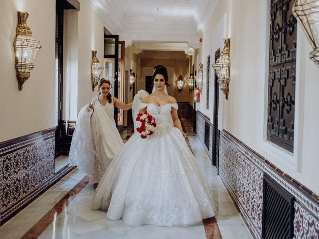La boda de Ramin y Aida en Sevilla, Sevilla 84