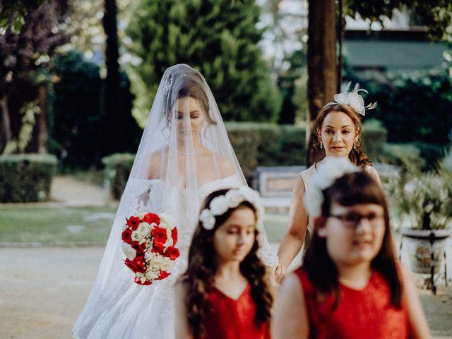 La boda de Ramin y Aida en Sevilla, Sevilla 89