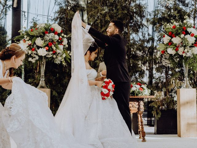 La boda de Ramin y Aida en Sevilla, Sevilla 91