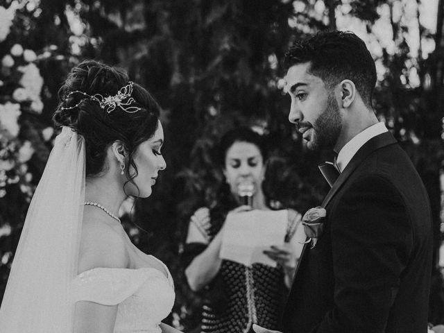 La boda de Ramin y Aida en Sevilla, Sevilla 101
