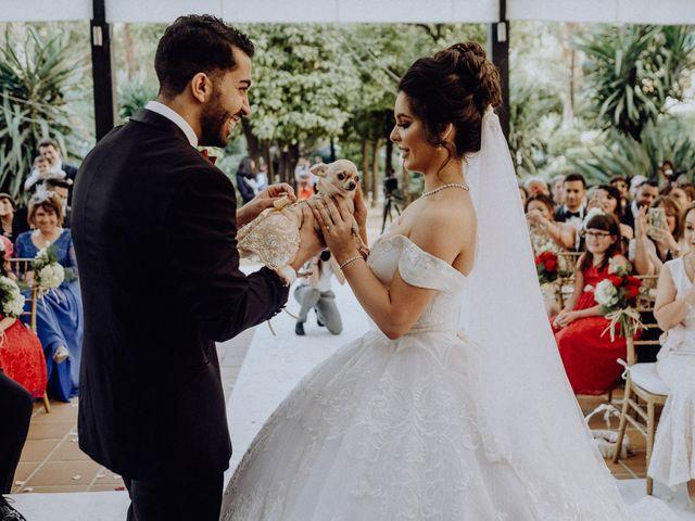 La boda de Ramin y Aida en Sevilla, Sevilla 107