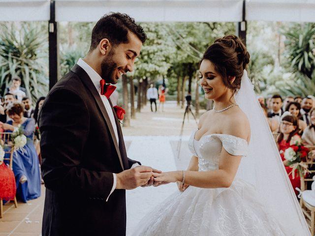 La boda de Ramin y Aida en Sevilla, Sevilla 109