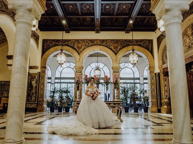 La boda de Ramin y Aida en Sevilla, Sevilla 118