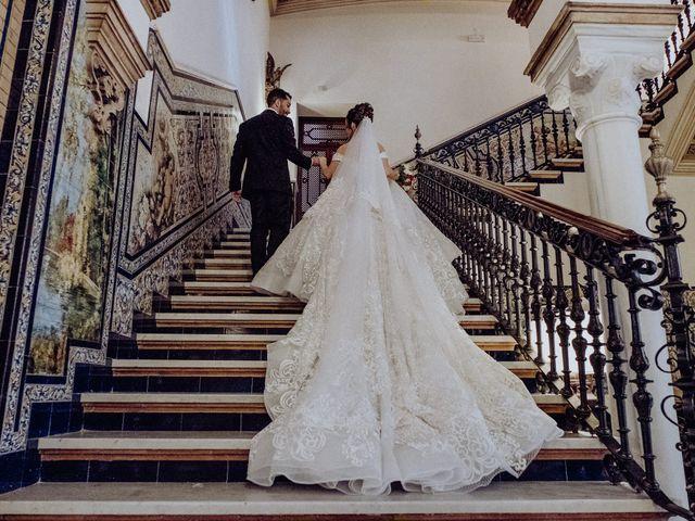 La boda de Ramin y Aida en Sevilla, Sevilla 120