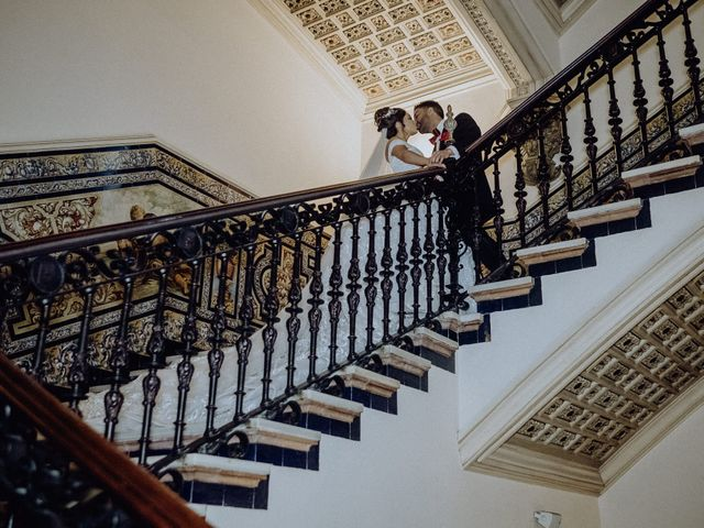La boda de Ramin y Aida en Sevilla, Sevilla 121