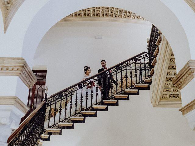La boda de Ramin y Aida en Sevilla, Sevilla 122