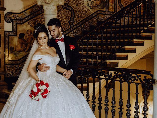 La boda de Ramin y Aida en Sevilla, Sevilla 123