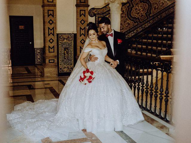 La boda de Aida y Ramin