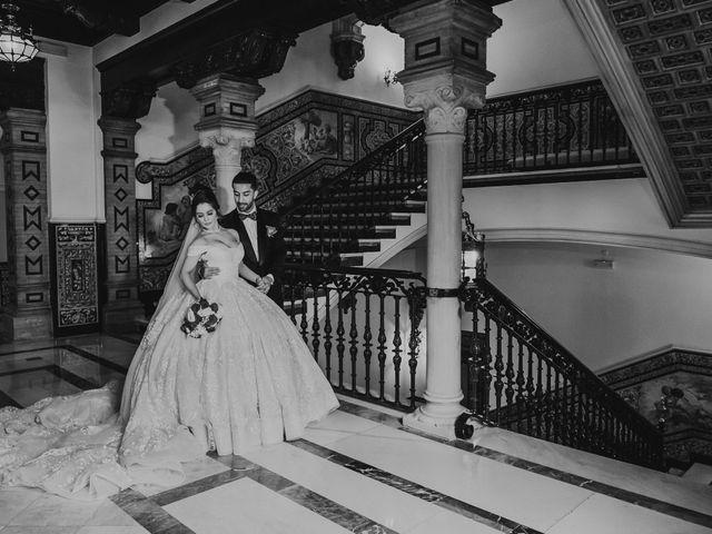 La boda de Ramin y Aida en Sevilla, Sevilla 124