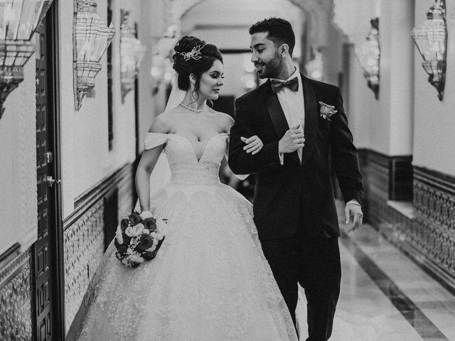 La boda de Ramin y Aida en Sevilla, Sevilla 125