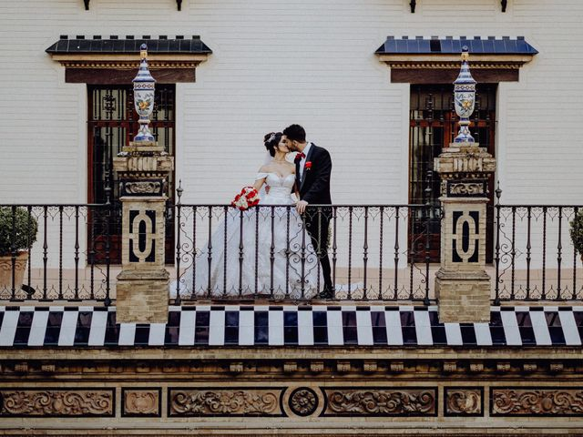 La boda de Ramin y Aida en Sevilla, Sevilla 126