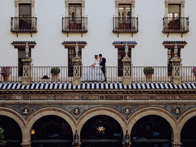 La boda de Ramin y Aida en Sevilla, Sevilla 127