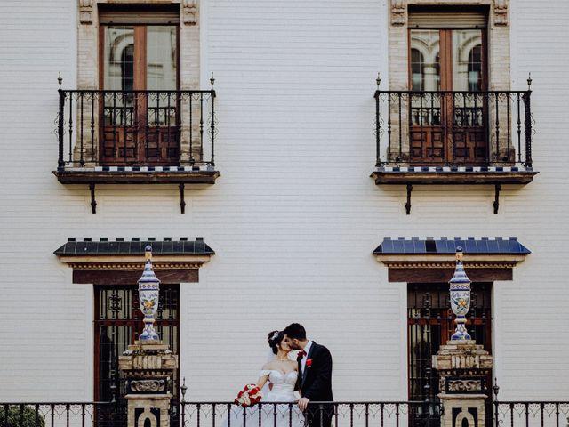 La boda de Ramin y Aida en Sevilla, Sevilla 128