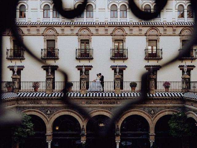 La boda de Ramin y Aida en Sevilla, Sevilla 129