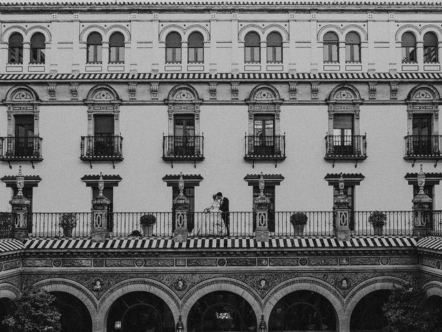 La boda de Ramin y Aida en Sevilla, Sevilla 130