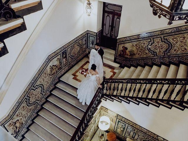 La boda de Ramin y Aida en Sevilla, Sevilla 131