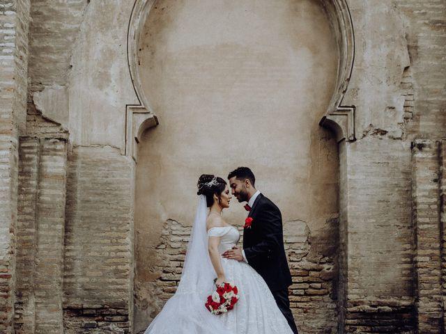 La boda de Ramin y Aida en Sevilla, Sevilla 133