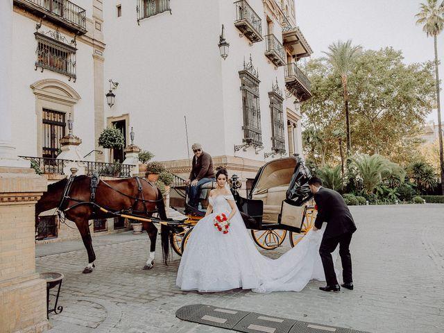 La boda de Ramin y Aida en Sevilla, Sevilla 137