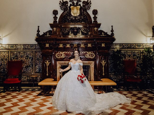 La boda de Ramin y Aida en Sevilla, Sevilla 143
