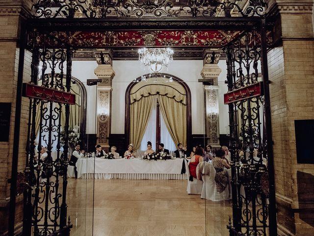 La boda de Ramin y Aida en Sevilla, Sevilla 156