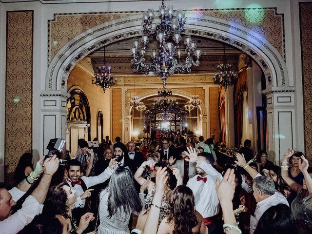La boda de Ramin y Aida en Sevilla, Sevilla 180