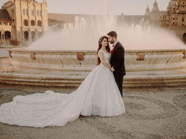 La boda de Ramin y Aida en Sevilla, Sevilla 183