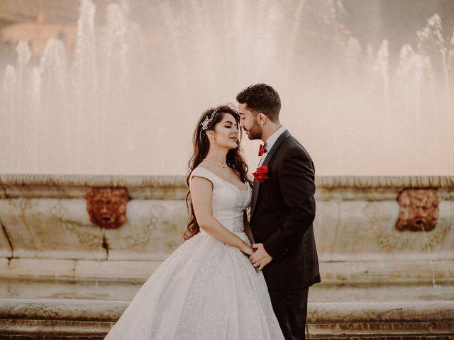 La boda de Ramin y Aida en Sevilla, Sevilla 186