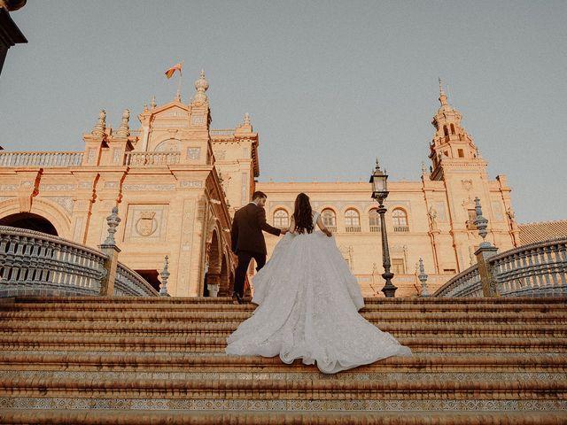La boda de Ramin y Aida en Sevilla, Sevilla 190