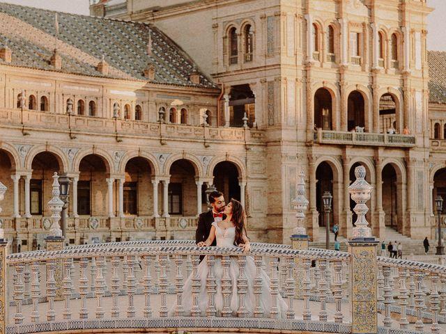 La boda de Ramin y Aida en Sevilla, Sevilla 192