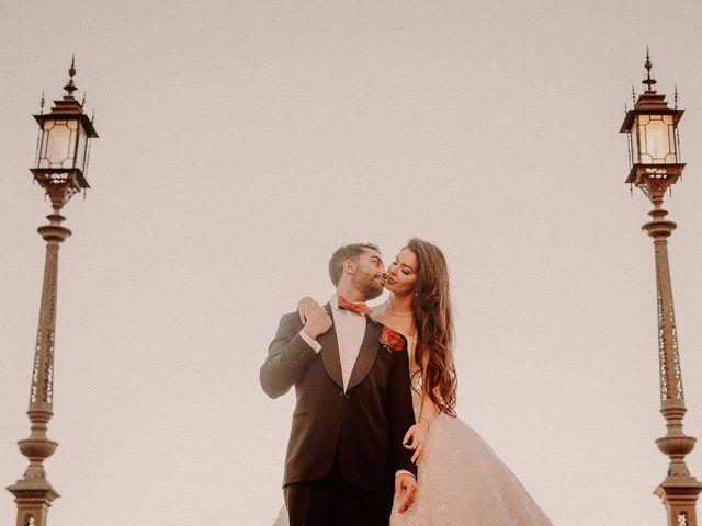 La boda de Ramin y Aida en Sevilla, Sevilla 195