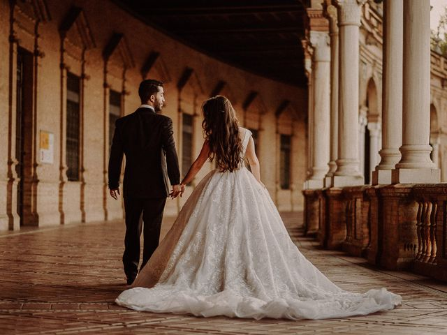La boda de Ramin y Aida en Sevilla, Sevilla 198
