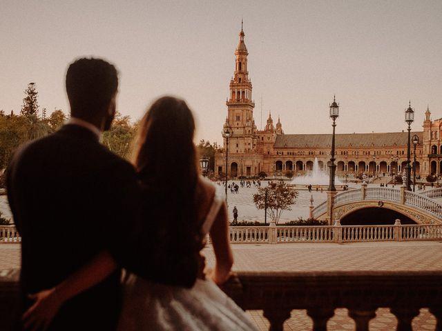 La boda de Ramin y Aida en Sevilla, Sevilla 199