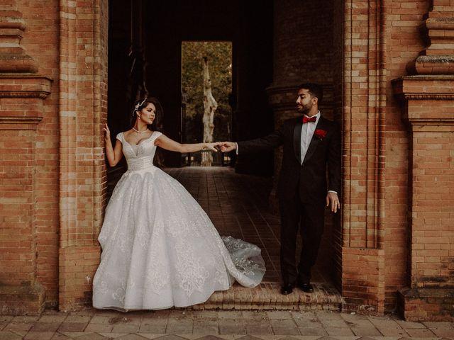 La boda de Ramin y Aida en Sevilla, Sevilla 204