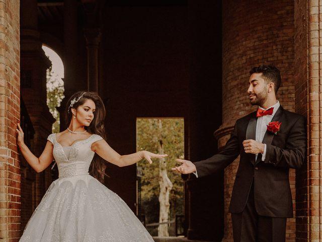 La boda de Ramin y Aida en Sevilla, Sevilla 205