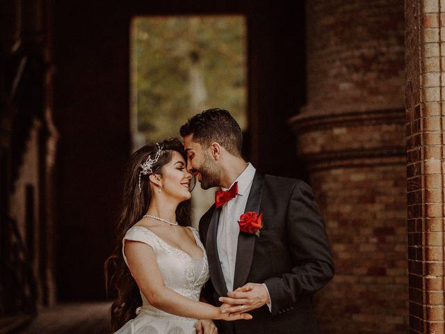 La boda de Ramin y Aida en Sevilla, Sevilla 206