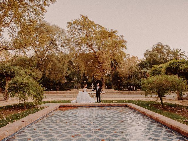 La boda de Ramin y Aida en Sevilla, Sevilla 211