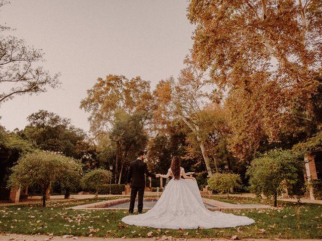 La boda de Ramin y Aida en Sevilla, Sevilla 213