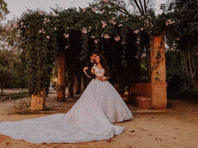 La boda de Ramin y Aida en Sevilla, Sevilla 216
