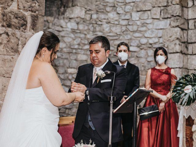 La boda de Dani y Marta en Abrera, Barcelona 35