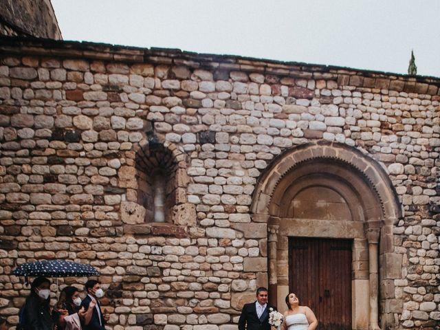 La boda de Dani y Marta en Abrera, Barcelona 36