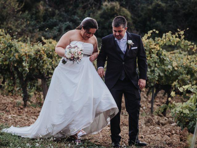 La boda de Dani y Marta en Abrera, Barcelona 40