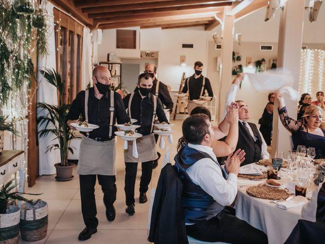 La boda de Dani y Marta en Abrera, Barcelona 43