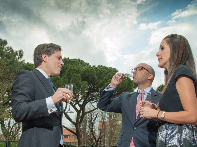 La boda de Manu y Teba en Las Arenas, Vizcaya 46