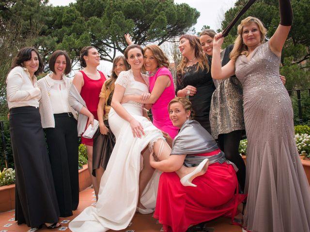 La boda de Manu y Teba en Las Arenas, Vizcaya 48