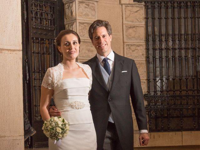 La boda de Manu y Teba en Las Arenas, Vizcaya 51