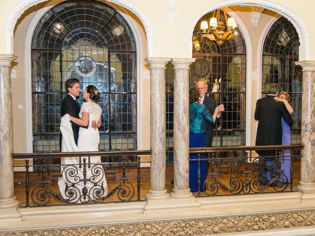 La boda de Manu y Teba en Las Arenas, Vizcaya 64